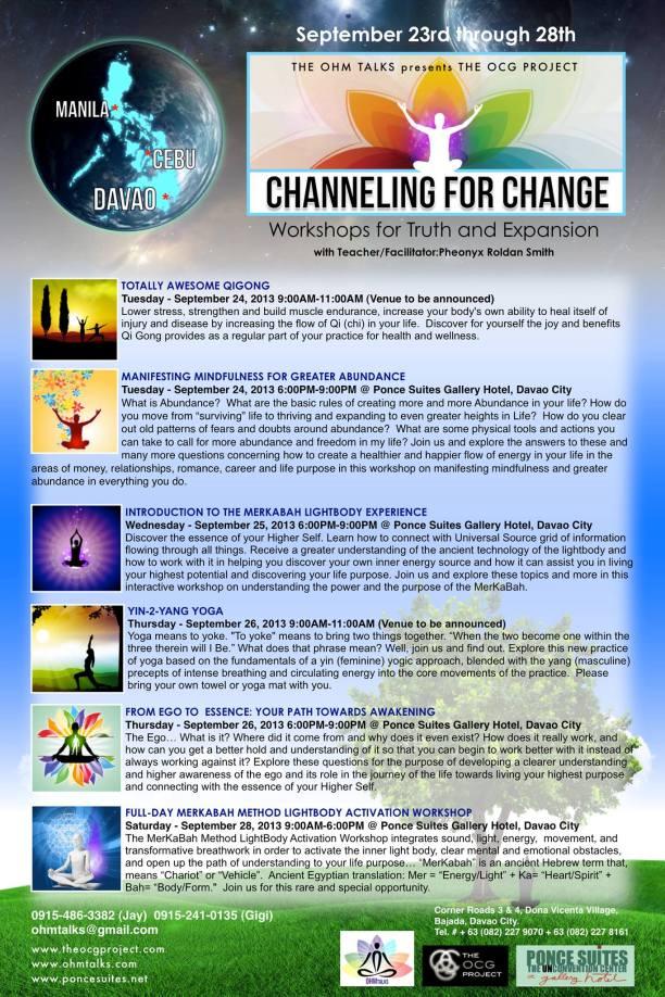 C4C Poster Davao